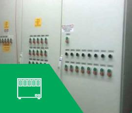 Montagem de Painéis elétricos e quadros de comando