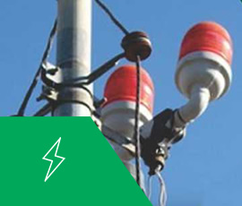 Sistemas de proteção contra descargas atmosféricas